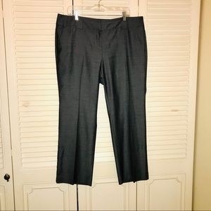 2/20 16P NY and CO Grey Trousers Worn Once!